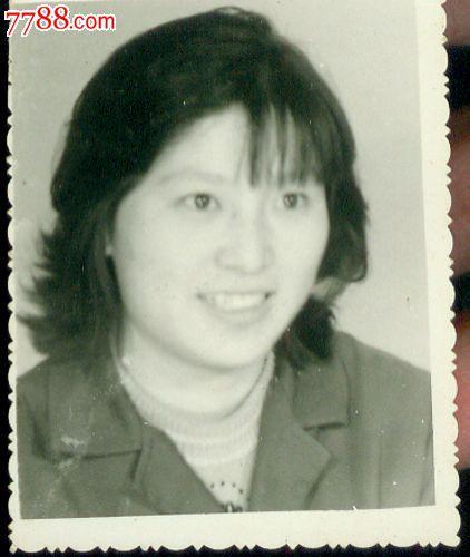 老照片(1825)----小姑娘留念_价格1元_第1张_中国收藏热线