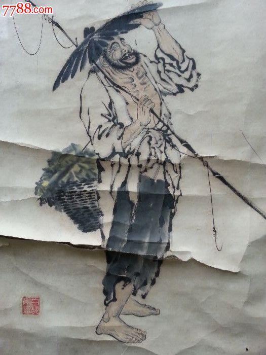 画家林峰(乐在其中老翁)精品