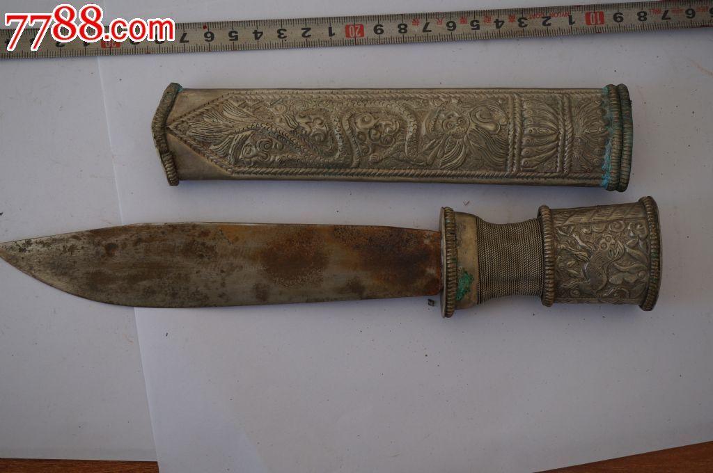西藏老餐刀16图片