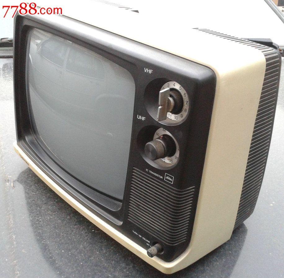东芝黑白电视机