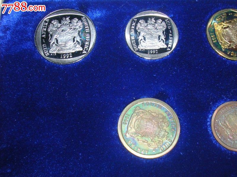 澳大利亚硬币一套,大洋洲钱币-- 澳大利亚,外国