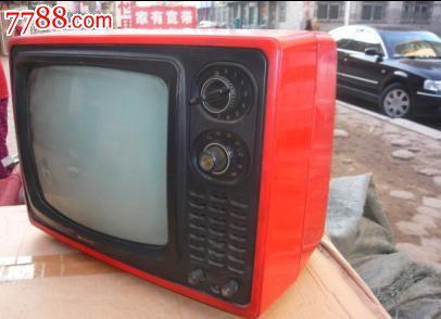 日本原装夏普黑白电视机
