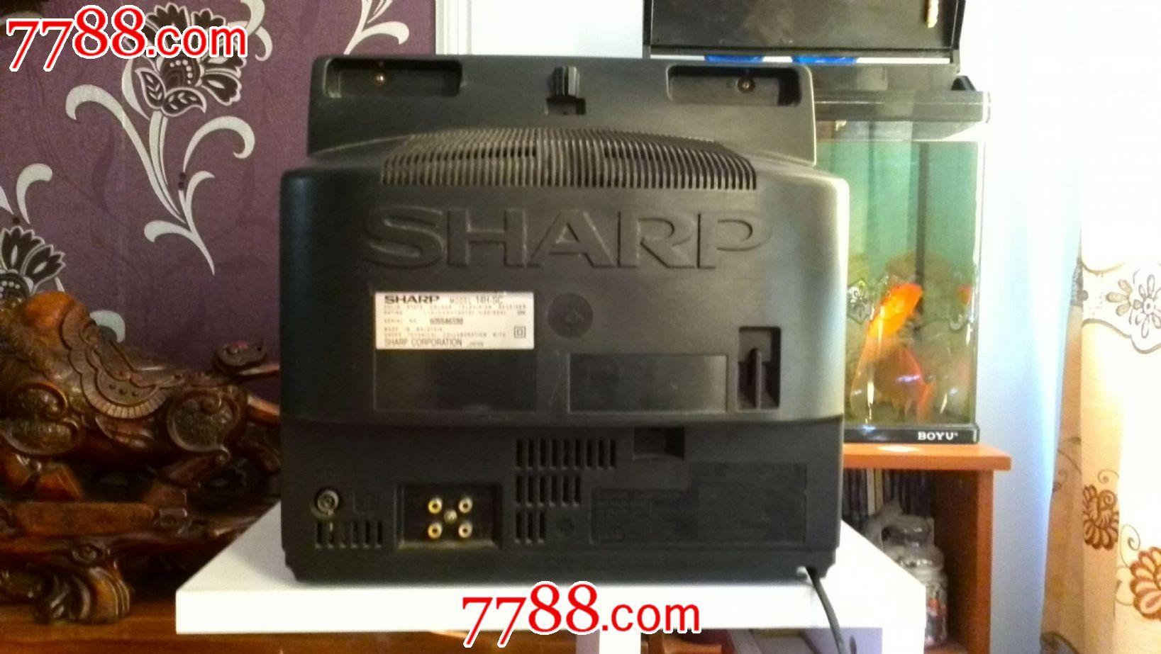 夏普14h-sc彩色电视机