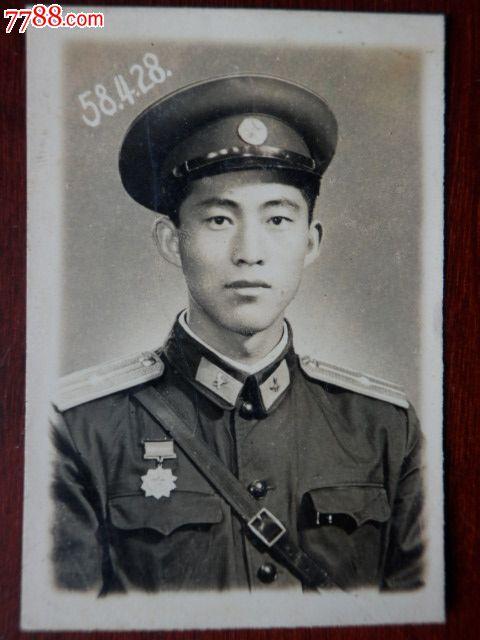中国军人生活照