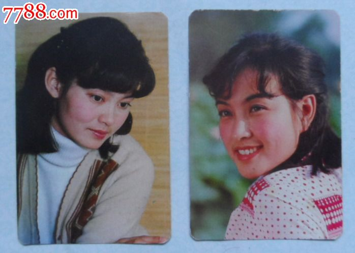 1984年刘晓庆潘虹