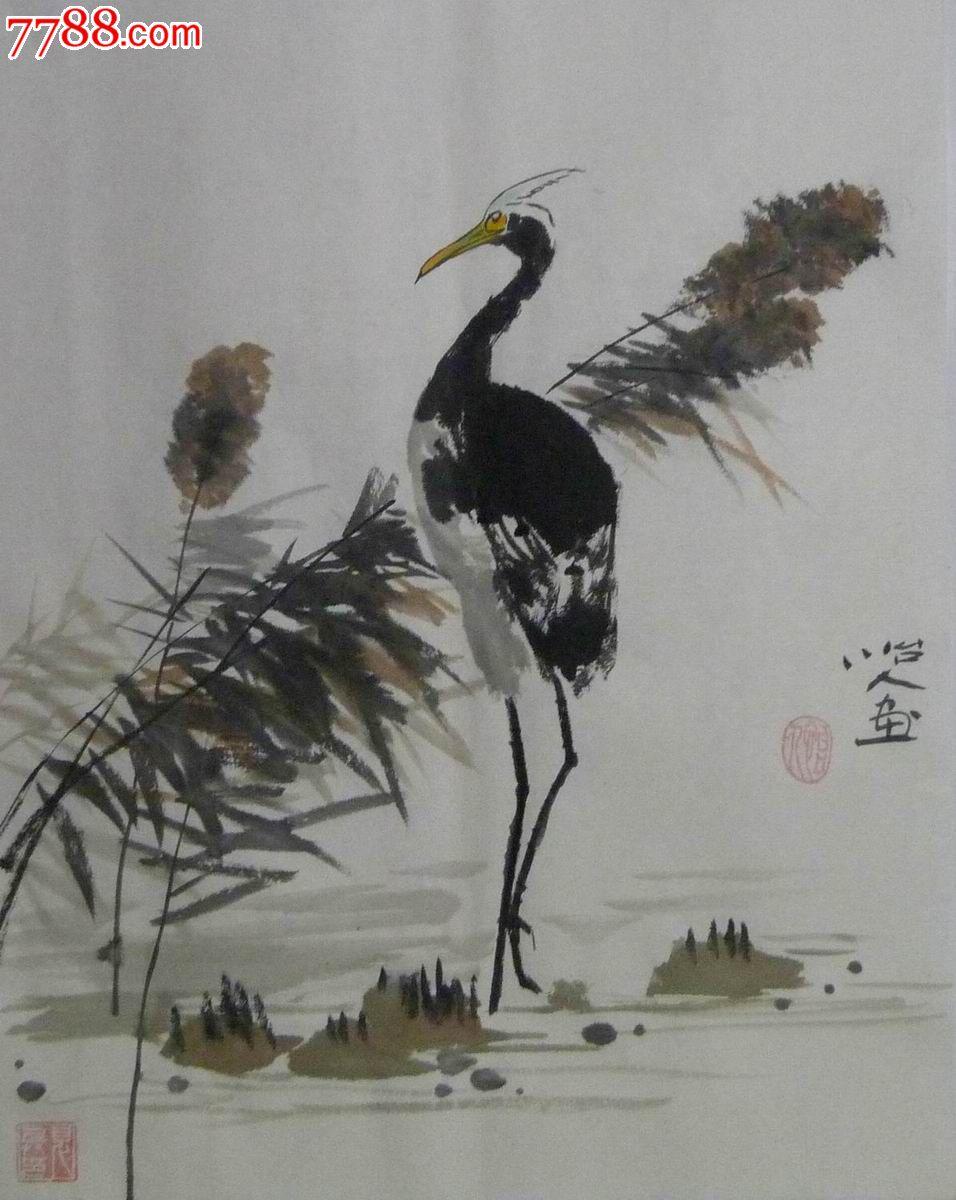 中国画写意花鸟画3
