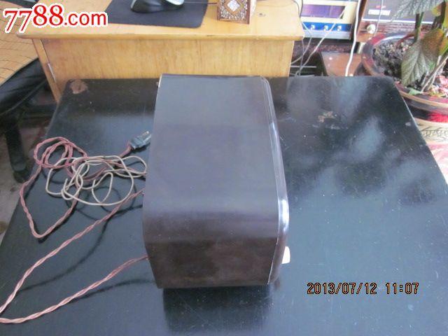 红星505—1型电子管收音机