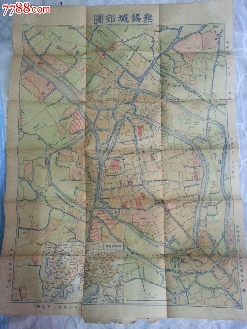 无锡到上海的地图