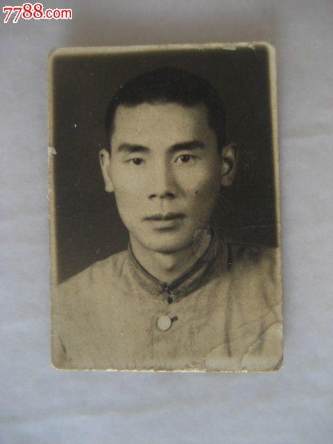 50年代的男人(一寸照片)