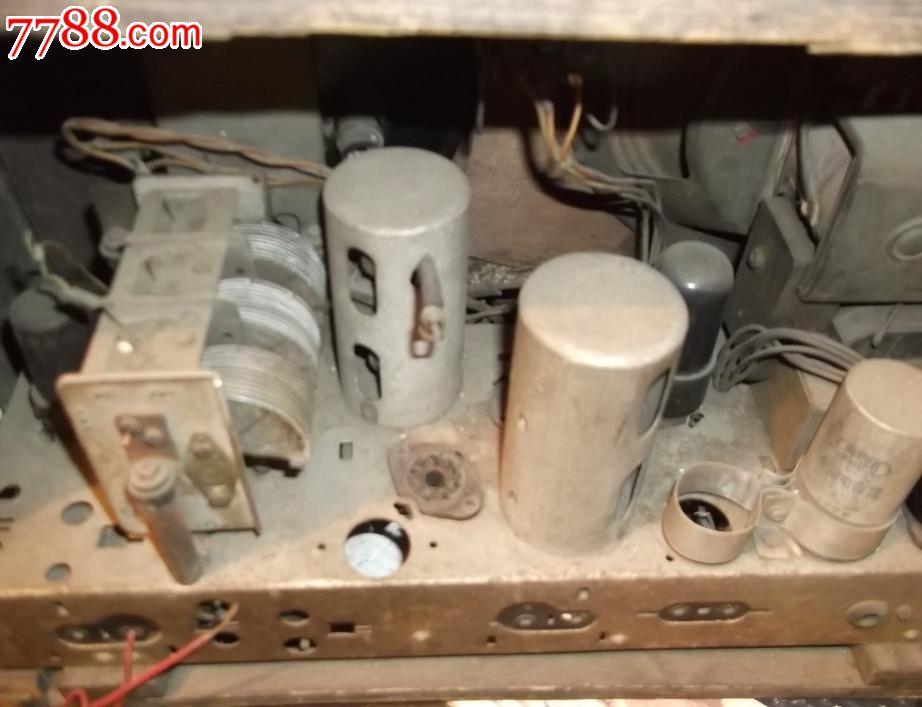 前苏联电子管收音机,拉脱维亚1580元包运