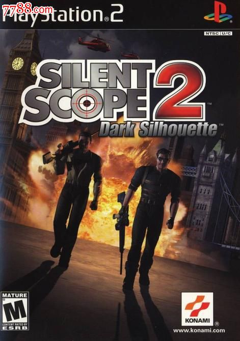 2垉��l/yx^h�Nyn���ij�_沉默的狙击手2[美版]ps2游戏
