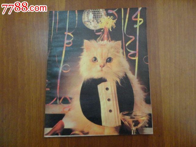可爱猫咪封面(日记本)