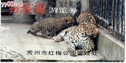 江苏常州红梅公园动物园