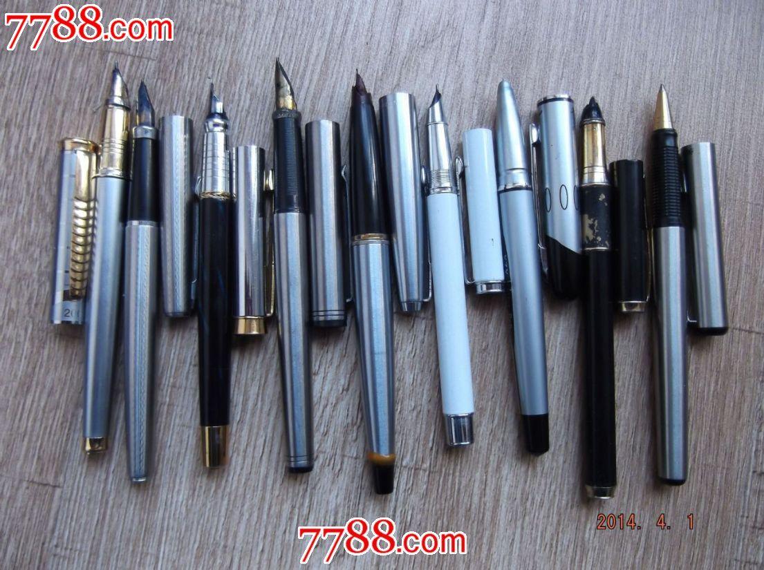 钢笔结构零件分解图