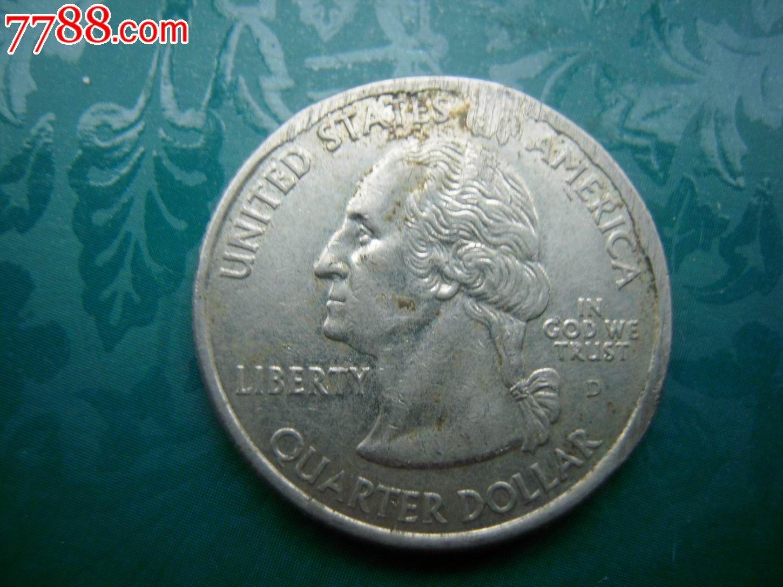 美国硬币图片