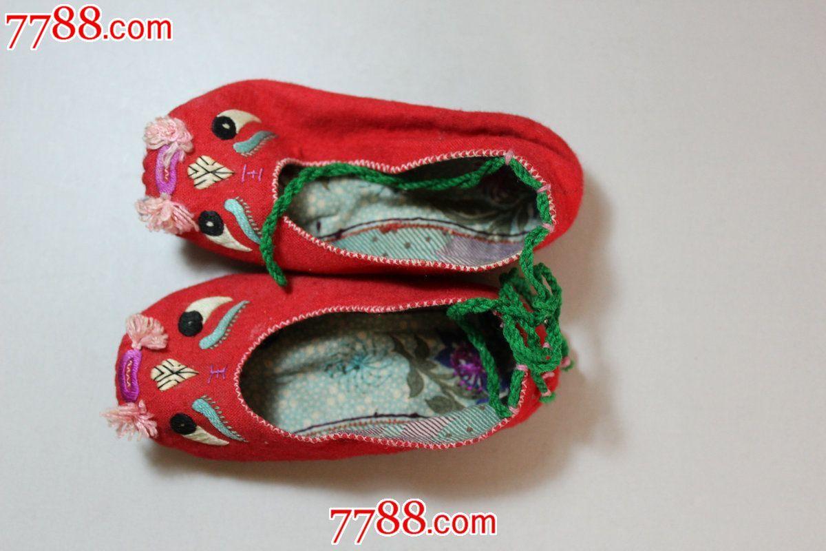 老虎鞋的详细钩针方法与图解