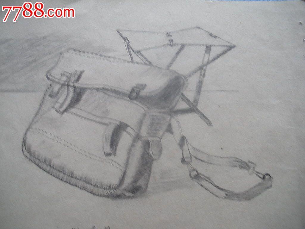 se23408209,49 品种: 素描/速写-素描/速写 属性: 铅笔画原画,,静物