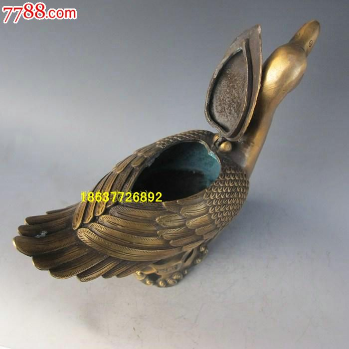 鸭子涨价_铜鸭子_价格元_第10张_中国收藏热线