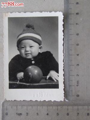 可爱儿童个人留影(老照片)