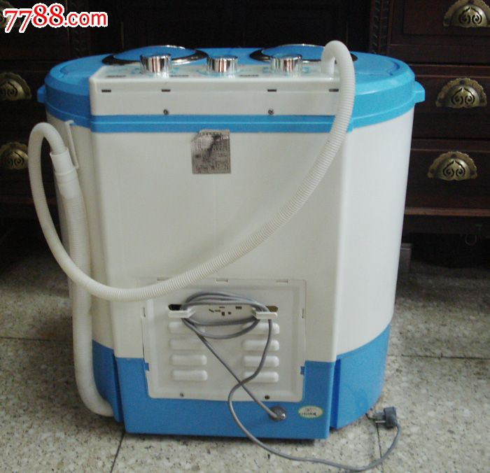 小鸭牌xpb32-932s双缸洗衣机半自动洗衣机迷你洗衣机