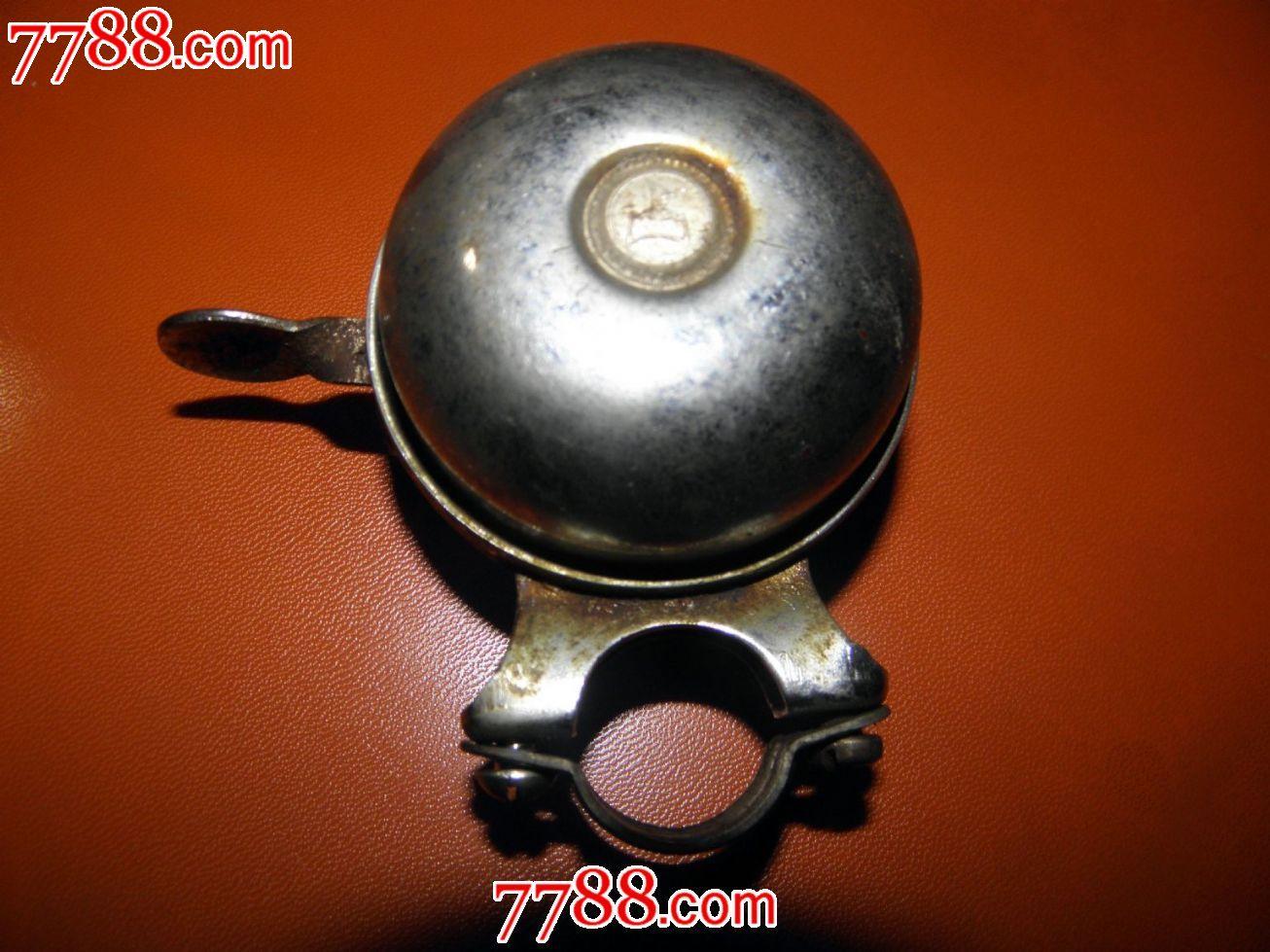 早期自行车铃铛_价格52元【聚兴隆古玩店】