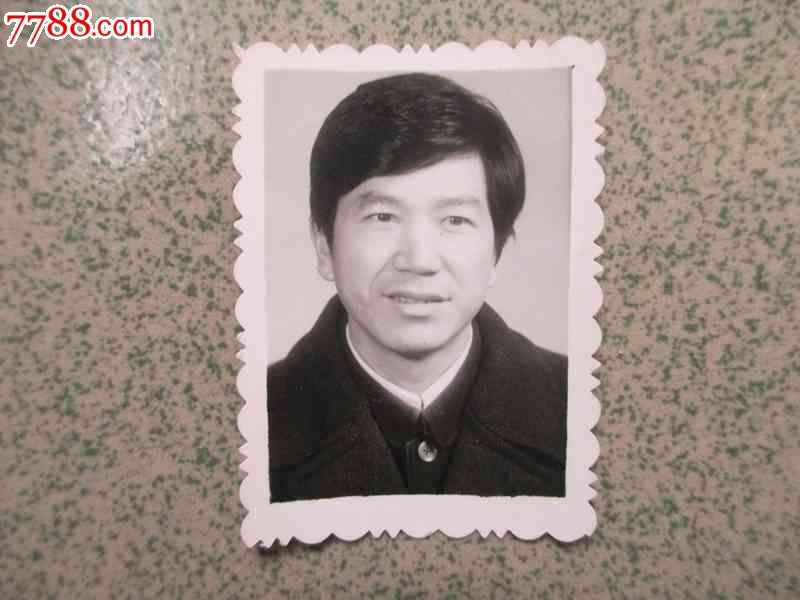 中年男子肖像照