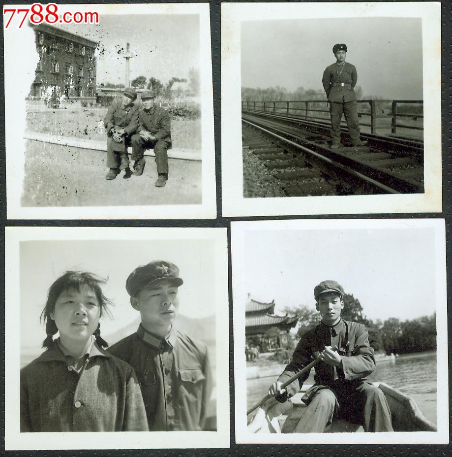 70年代军人老照片