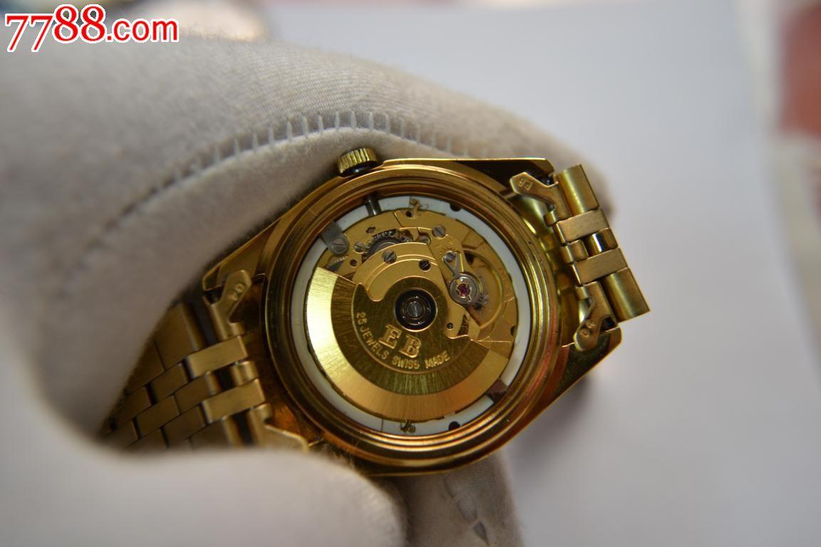 瑞士原装行货依波路,手表\/腕表,机械,年代不详,