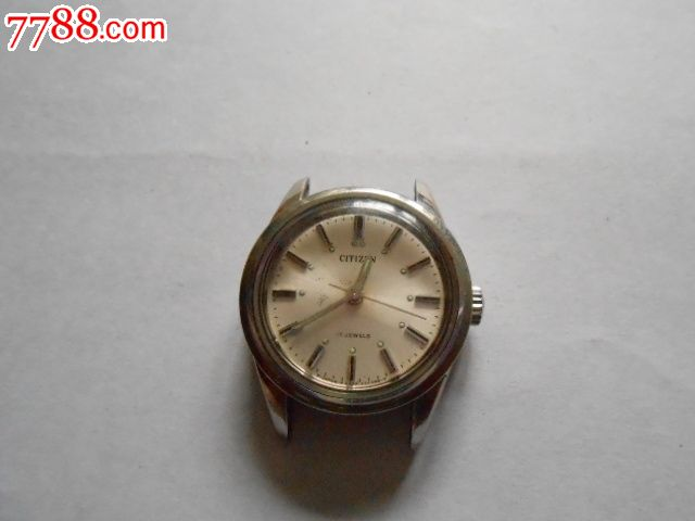 小*本女款西铁城手表_价格元_第2张_中国收藏热线