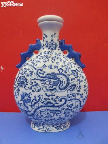 品种: 酒瓶-酒瓶 属性: 2000-2009年,白酒瓶,,陶瓷,其他形状,动物