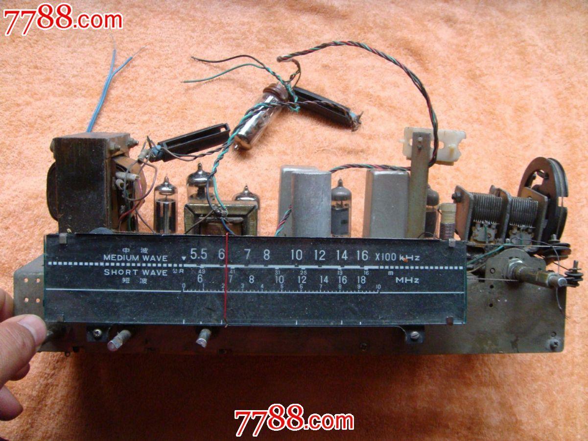 红灯711-4收音机芯一台_价格50元_第2张_中国收藏热线