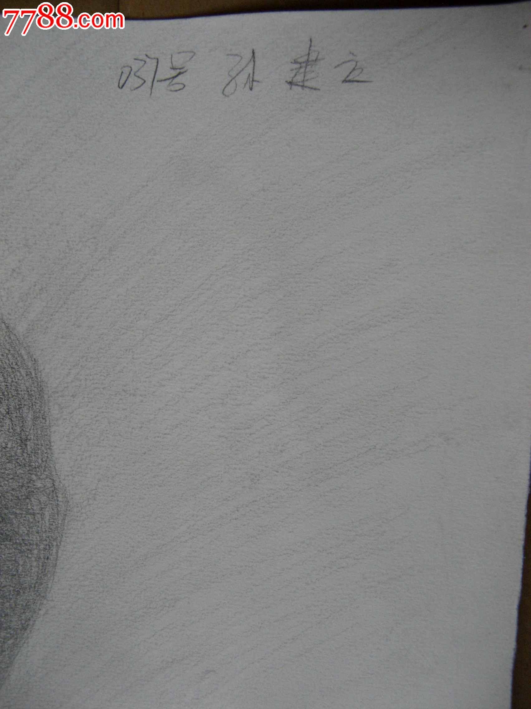 速写侧面老头_人物速写头像线描人物速写头像