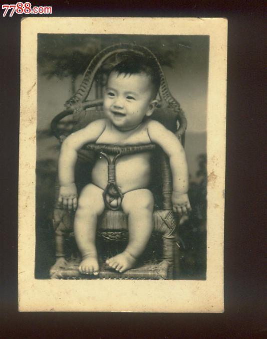 小孩-价格:5元-se24751197-老照片-零售-中国收藏热线