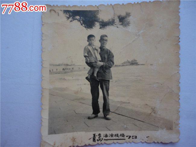 青岛海滨栈桥73年