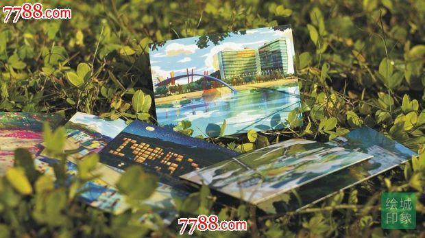 手绘明信片:中山大学(珠海校区)29