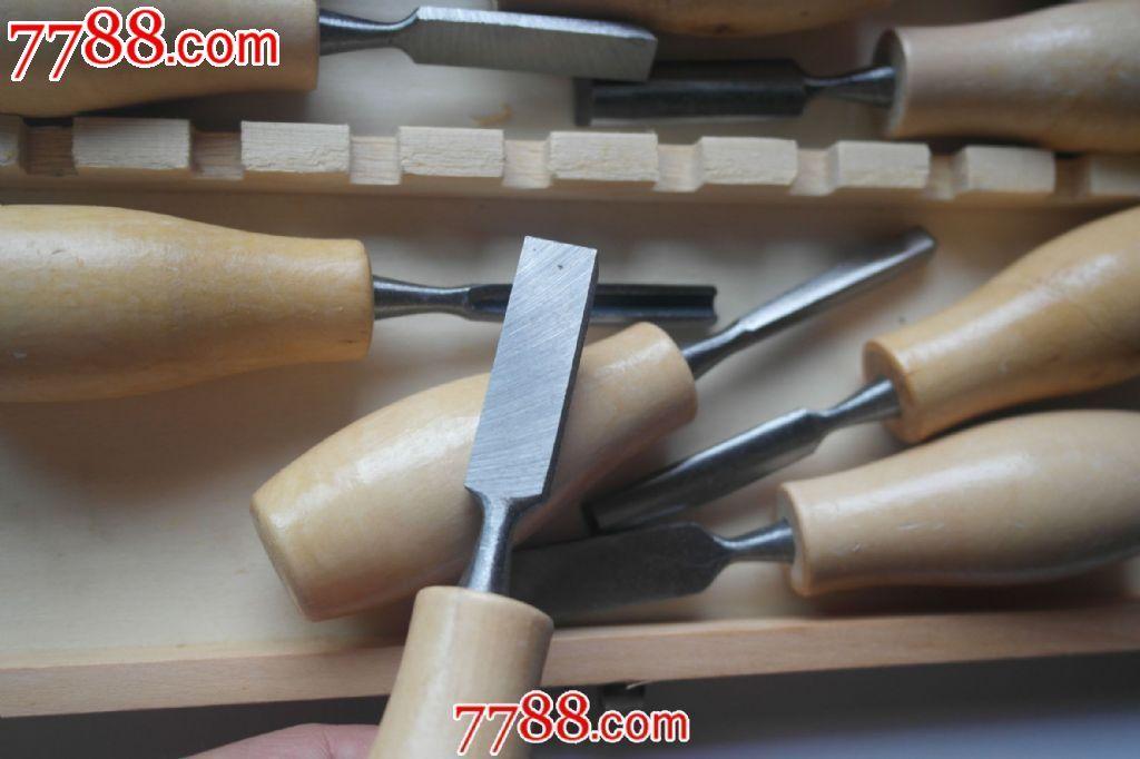 木雕工具一套