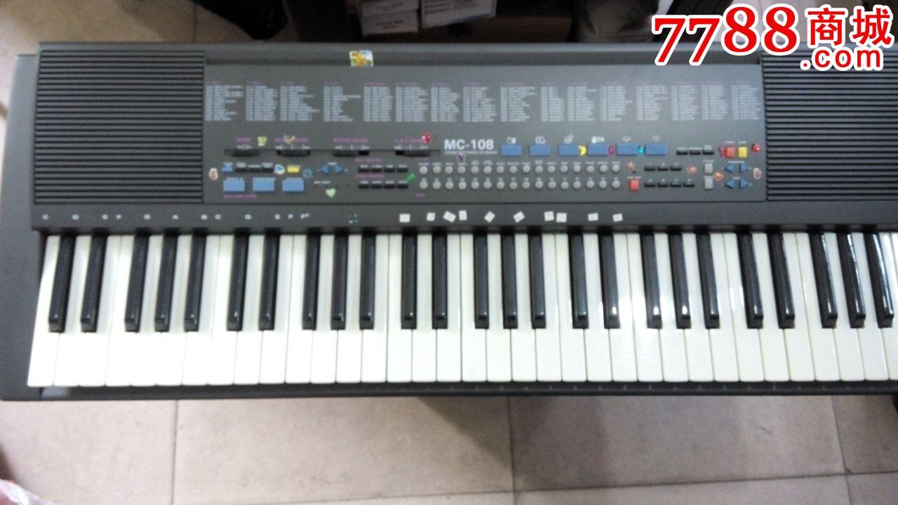 美得丽61键电子琴