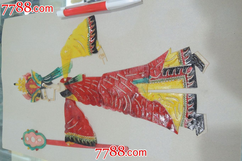 皮影西游_图说唐山非物质文化遗产一闻名中外皮影戏