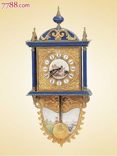 仿古钟表/机械钟表/古典钟表/景泰蓝钟表/工艺品钟表