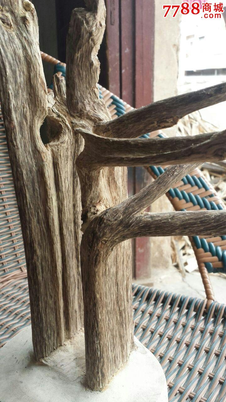 沉香木头(木根沉香雕刻)_价格1380元_第5张_中国收藏热线
