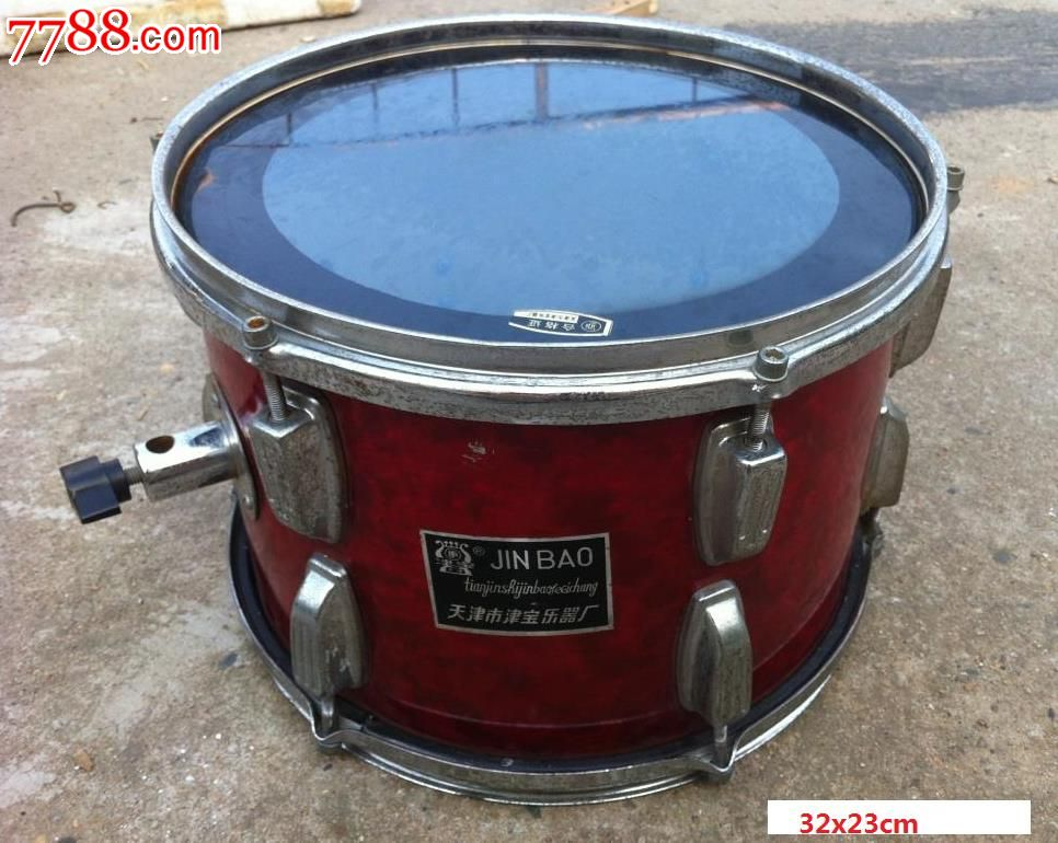 老式架子鼓