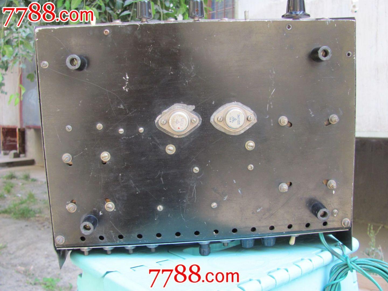 飞跃jk50-1a晶体管扩音机_价格280元_第6张_7788收藏__中国收藏热线