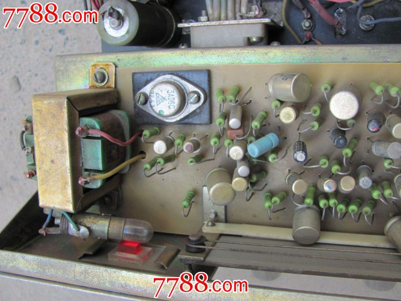 飞跃jk50-1a晶体管扩音机_价格280元_第8张_7788收藏__中国收藏热线