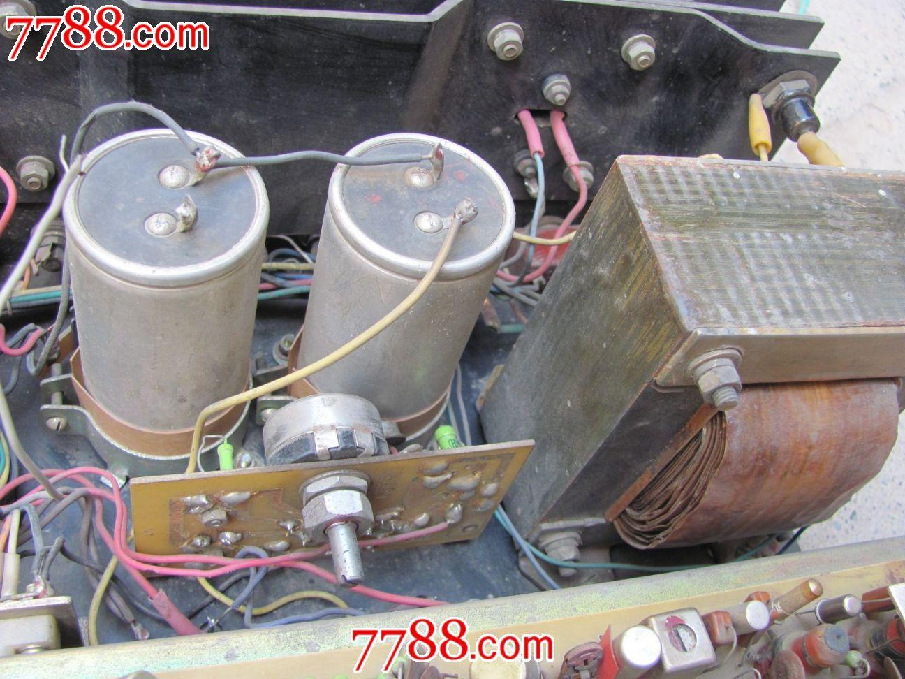 飞跃jk50-1a晶体管扩音机_价格280元_第10张_7788收藏__中国收藏热线