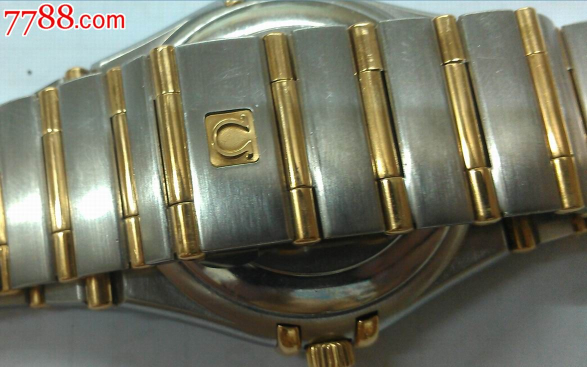 欧米茄星座全金条1120机芯自动男表!_手表/腕表_中国图片