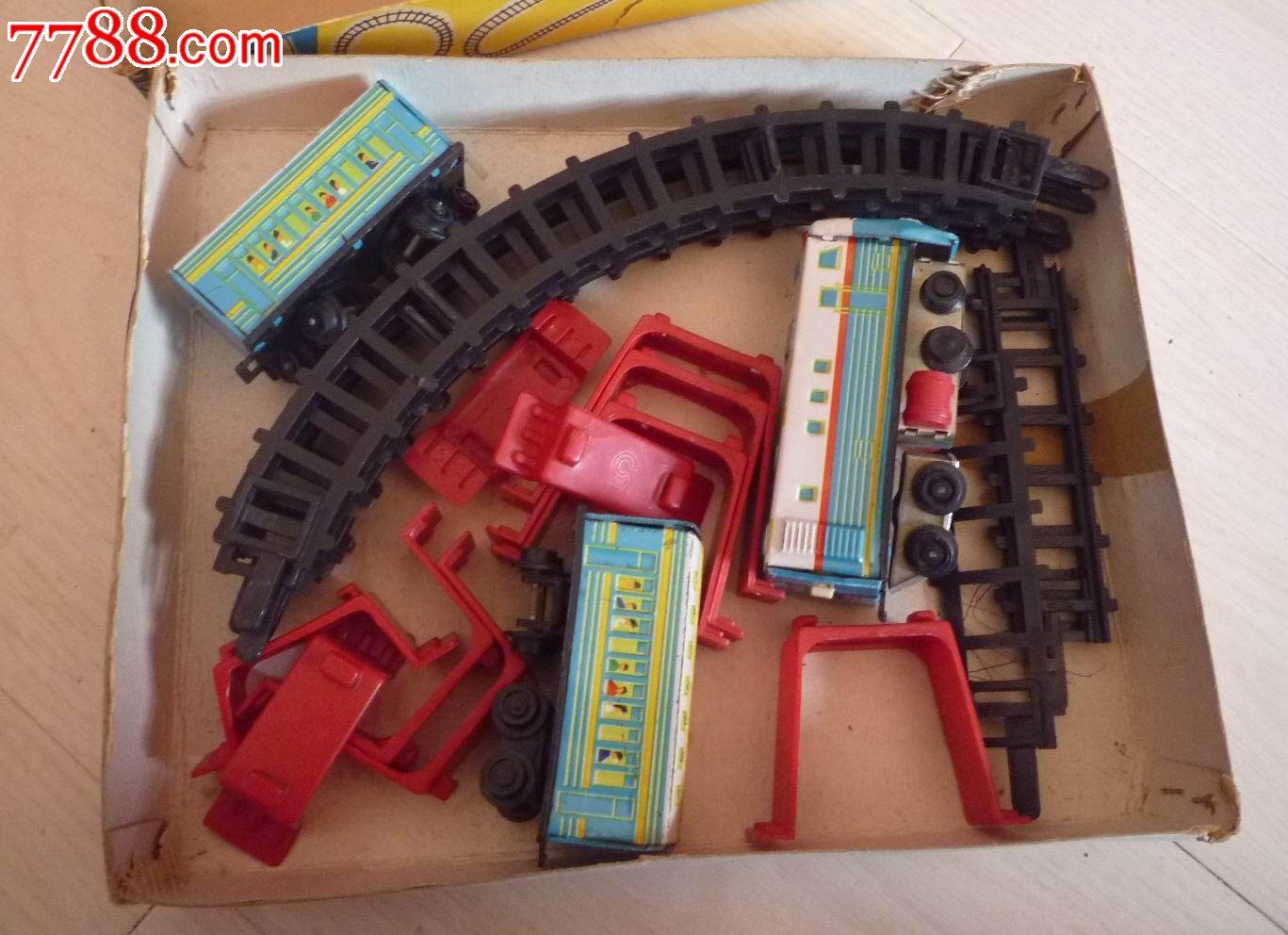 盒轨道内燃机车儿童玩具_价格元【缘此杂项小店】_第6张_中国收藏热线